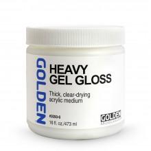 Golden : Heavy Gel : Gloss : 473ml