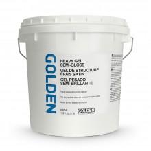 Golden : Heavy Gel : Semi Gloss : 3780ml