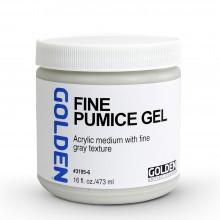 Golden : Fine Pumice Gel : 473ml