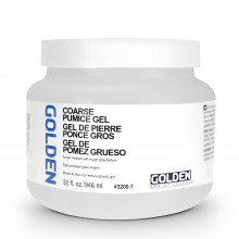 Golden : Coarse Pumice Gel : 946ml