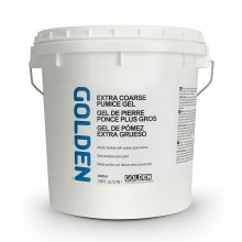 Golden : Extra Coarse Pumice Gel : 3780ml