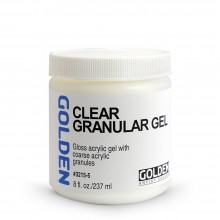 Golden : Clear Granular Gel : 236ml