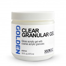 Golden : Clear Granular Gel : 473ml