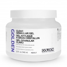 Golden : Clear Granular Gel : 946ml