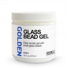 Golden : Glass Bead Gel : 473ml