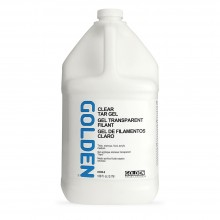 Golden : Clear Tar Gel : 3780ml