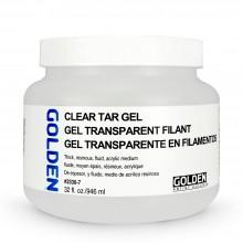 Golden : Clear Tar Gel : 946ml