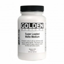 Golden : Super Loaded Matte Medium : 236ml
