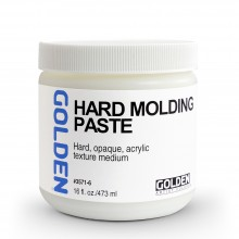 Golden : Hard Molding Paste : 473ml