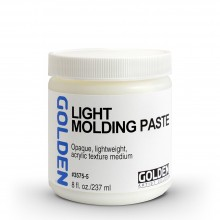 Golden : Light Molding Paste : 236ml