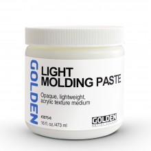 Golden : Light Molding Paste : 473ml
