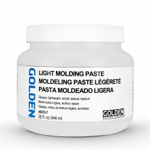 Golden : Light Molding Paste : 946ml