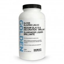 Golden : Glazing Liquid : Gloss : 946ml