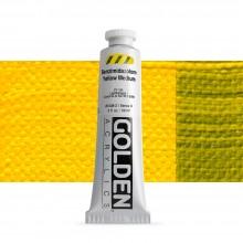 Golden : Heavy Body : Acrylic Paint : 60ml : Benzimidazolone Yellow Medium III