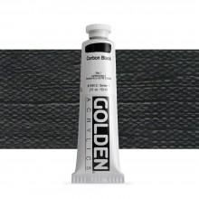 Golden : Heavy Body : Acrylic Paint : 60ml : Carbon Black