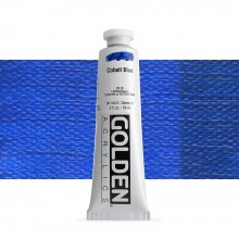 Golden : Heavy Body Acrylic Paint : 60ml : Cobalt Blue