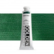 Golden : Heavy Body Acrylic Paint : 60ml : Cobalt Green