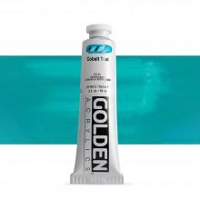 Golden : Heavy Body : Acrylic Paint : 60ml : Cobalt Teal
