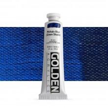 Golden : Heavy Body Acrylic Paint : 60ml : Phthalo Blue Green Shade