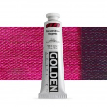 Golden : Heavy Body Acrylic Paint : 60ml : Quinacridone Magenta