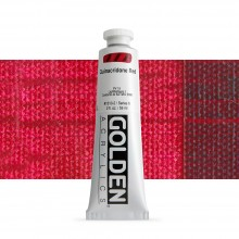 Golden : Heavy Body Acrylic Paint : 60ml : Quinacridone Red