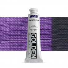 Golden : Heavy Body Acrylic Paint : 60ml : Ultramarine Violet
