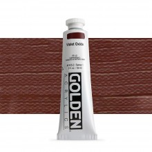 Golden : Heavy Body Acrylic Paint : 60ml : Violet Oxide