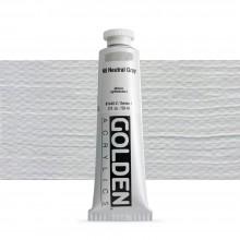 Golden : Heavy Body : Acrylic Paint : 60ml : Neutral Grey No.8