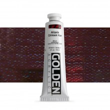 Golden : Heavy Body Acrylic Paint : 60ml : Alizarin Crimson Hue