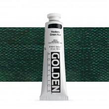 Golden : Heavy Body : Acrylic Paint : 60ml : Hookers Green Hue