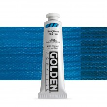 Golden : Heavy Body Acrylic Paint : 60ml : Manganese Blue Hue