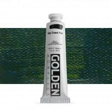 Golden : Heavy Body Acrylic Paint : 60ml : Sap Green Hue