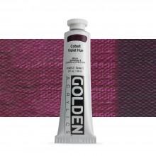 Golden : Heavy Body Acrylic Paint : 60ml : Cobalt Violet Hue