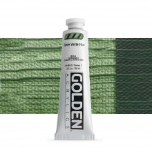 Golden : Heavy Body Acrylic Paint : 60ml : Terre Vert Hue