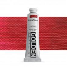 Golden : Heavy Body : Acrylic Paint : 60ml : Primary Magenta