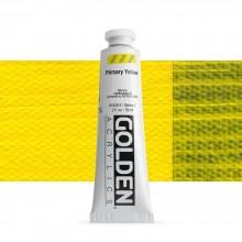 Golden : Heavy Body Acrylic Paint : 60ml : Primary Yellow