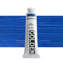 Golden : Heavy Body : Acrylic Paint : 60ml : Cobalt Blue Hue