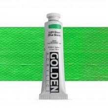 Golden : Heavy Body Acrylic Paint : 60ml : Light Green Blue Shade