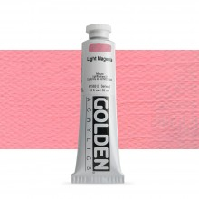 Golden : Heavy Body : Acrylic Paint : 60ml : Light Magenta