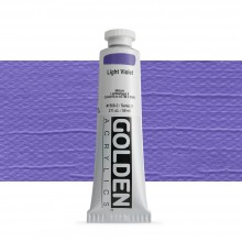 Golden : Heavy Body Acrylic Paint : 60ml : Light Violet
