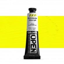 Golden : Open : Slow Drying Acrylic Paint : 59ml : Benzimidazolone Yellow Light III
