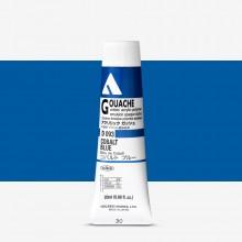 Holbein : Acryla Gouache : 20ml : Cobalt Blue