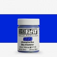 Golden : SoFlat : Matte Acrylic Paint : 59ml : Ultramarine Blue