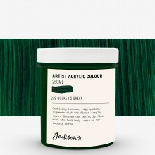 Jackson's : Artist Acrylic Paint : 250ml : Hookers Green