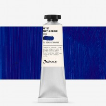 Jackson's : Artist Acrylic Paint : 60ml : French Ultramarine Blue