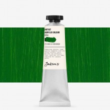 Jackson's : Artist Acrylic Paint : 60ml : Opaque Oxide of Chromium