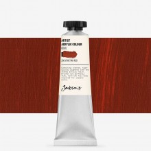 Jackson's : Artist Acrylic Paint : 60ml : Venetian Red