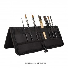 Jackson's : Brush Easel Case : SMALL Zip Fastening