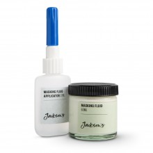 Jackson's : Masking Fluid and Applicator Set