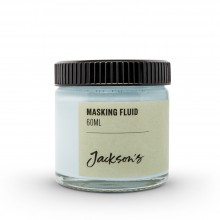 Jackson's : Masking Fluid : 60ml : Blue